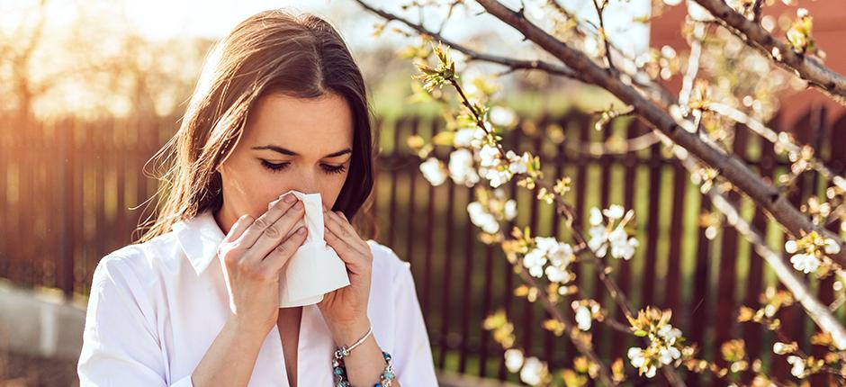 Rinitis alergica - Lunes 7